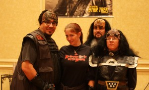 Elf and the Klingons