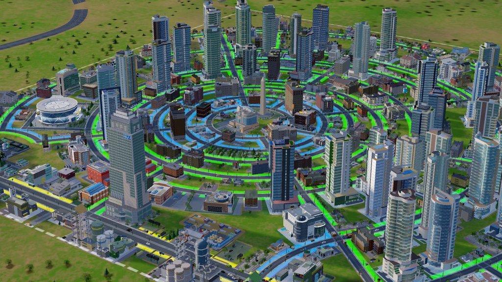 future-simcity