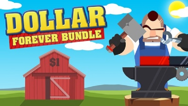 Score 26 Steam games for $1 with the Dollar Forever Bundle