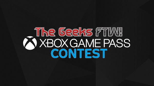 The GeeksFTW! Xbox Game Pass Giveaway!