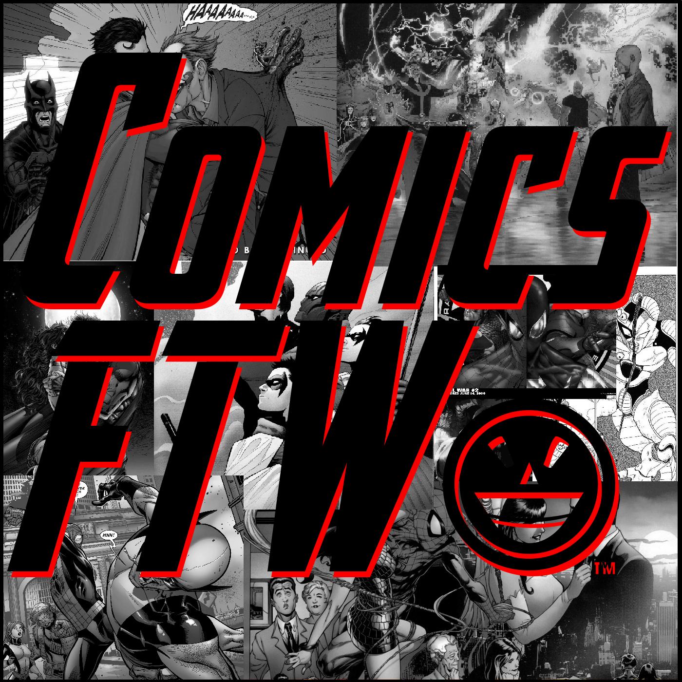 Comics FTW!
